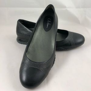 Cole Haan Air Bria in black leather